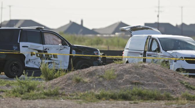 Odessa Police Update West Texas Shooting