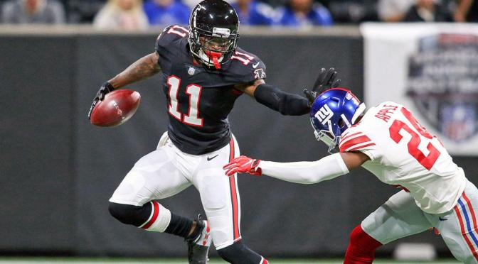 Show Me The Money: Falcons Finalize Contract Extension With Julio Jones