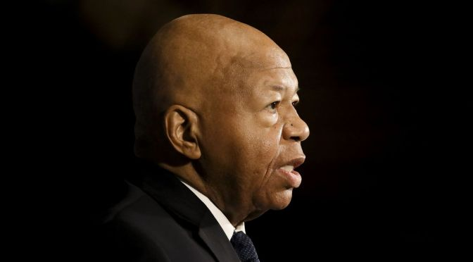 America Loses A Political Icon: Representative Elijah E. Cummings Dead At 68