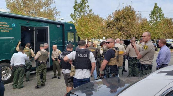 Another School Shooting Leaves Several Injured, Two Dead, Suspect Survived Self-Inflicted Gunshot Wound