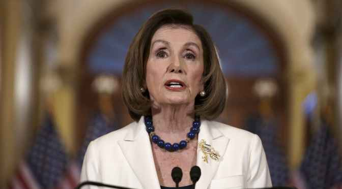 """Pelosi Tells Reporter: """"Don't Mess With Me"""