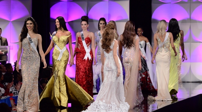 A 5 Million Dollar Crown And 90 Of The Most Beautiful Women In The World, The MISS Universe 2019 Pageant Finally Takes Over Atlanta
