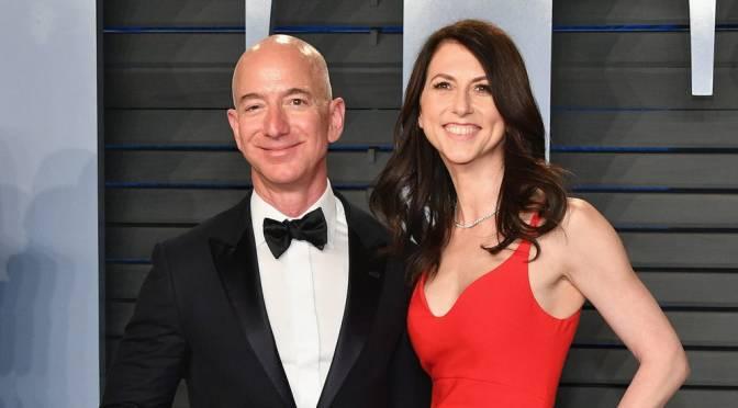 Jeff Bezos Still Leads List Of Billionaires