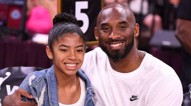 Retired NBA Star Kobe Bryant and Daughter Gianna Killed In Helicopter Crash